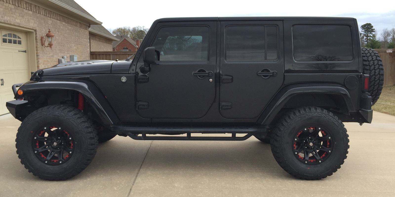 Mammoth 3 5 Inch Lift Review Jeepmodreview Com